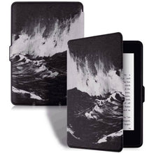 Load image into Gallery viewer, Smart Kindle Paperwhite PU Leather Cover For Amazon Kindle Paperwhite 1 2 3