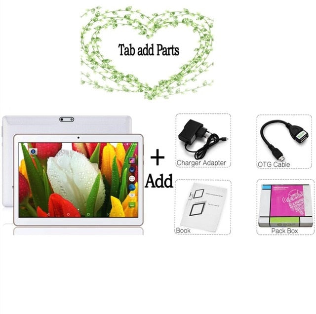 10 inch Android WiFi Bluetooth Tablet 4G+32GB