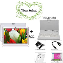 Load image into Gallery viewer, 10 inch Android WiFi Bluetooth Tablet 4G+32GB