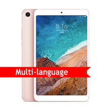 "Load image into Gallery viewer, Xiaomi Mi Pad 4 OTG Android Tablets 8"" PC Snapdragon 660 Octa Core 1920x1200 13.0MP+5.0MP Cam 4G"