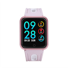 Load image into Gallery viewer, Sports IP68 Smart Watch Fitness Activity Tracker Heart Rate Monitor Blood Pressure for IOS Android Apple iPhone 6 7