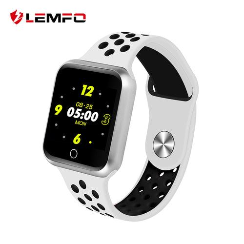 Bluetooth Smart Watch Women Men Sport Modes Waterproof Heart Rate Monitor Blood Pressure For iPhone IOS Android