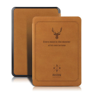 "Protective 6"" Leather  Cover For Amazon Kindle Paperwhite 3 2 1 PU"