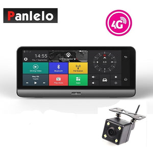 "7.84"" GPS Navigation Android System On-Dash Camera DVR 3G Network Quad Core 1GB RAM 16GB ROM Reverse Cam"
