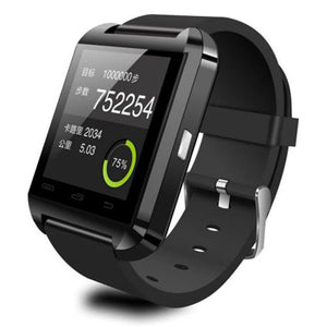 Bluetooth Smart Watch U8 for iOS iPhone Samsung Sony Huawei Xiaomi Android Phones