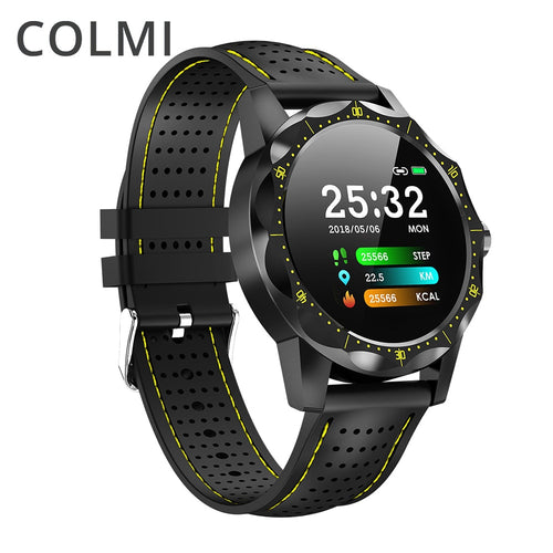 Smart Watch Men IP68 Waterproof Activity Tracker Fitness Tracker Clock BRIM for Android iPhone IOS