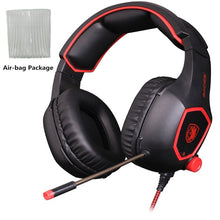 Load image into Gallery viewer, SADES Computer Gaming Headphones for PS4 New Xbox One Controller Laptop Mobile Phone with Mic Bass