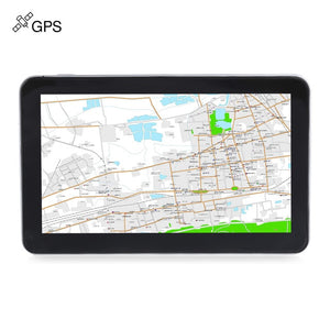 "7"" GPS Navigation Touch Screen E-Book Video Audio Game Player With Win CE 6.0 With Free Maps"