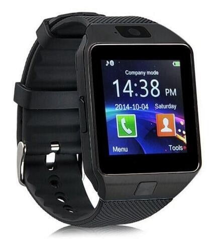 Sport Bluetooth Smart Watch With Camera SIM TF Card for IOS Android iPhone X XS XR XS MAX
