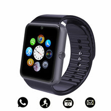 Load image into Gallery viewer, Bluetooth Smart Watch Men GT08 with Touch Screen Big Battery Support TF Sim Card Camera For IOS iPhone Android