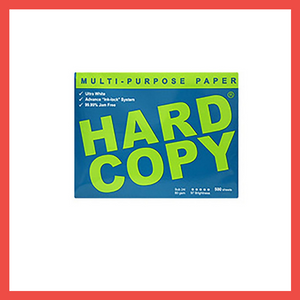 Hard Copy Bond Paper - Ecosprout