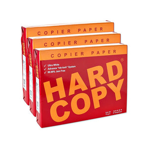 Hard Copy Bond Paper | A4 Size 3 Reams - Ecosprout
