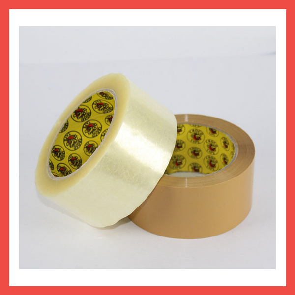 Packaging Tape - Ecosprout