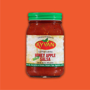 Kyvan - Mild Honey Apple Salsa