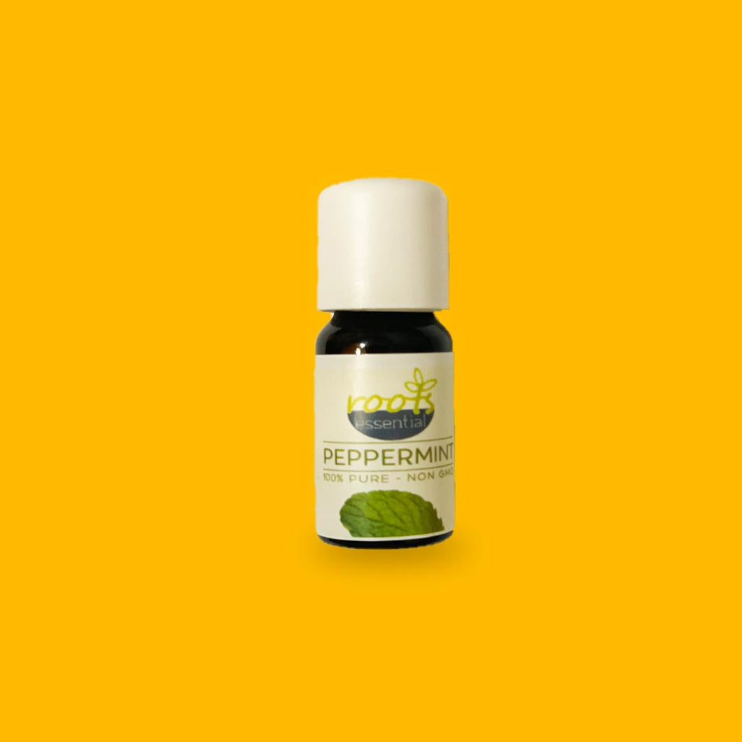 Roots Essentials-Peppermint Essential Oil