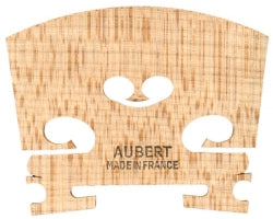 Viola Bridge Installation - Aubert - Strings, Bows & More