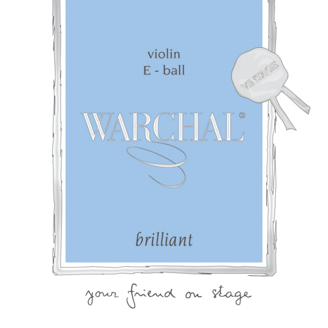 Warchal Brilliant Vintage Violin Strings 4/4