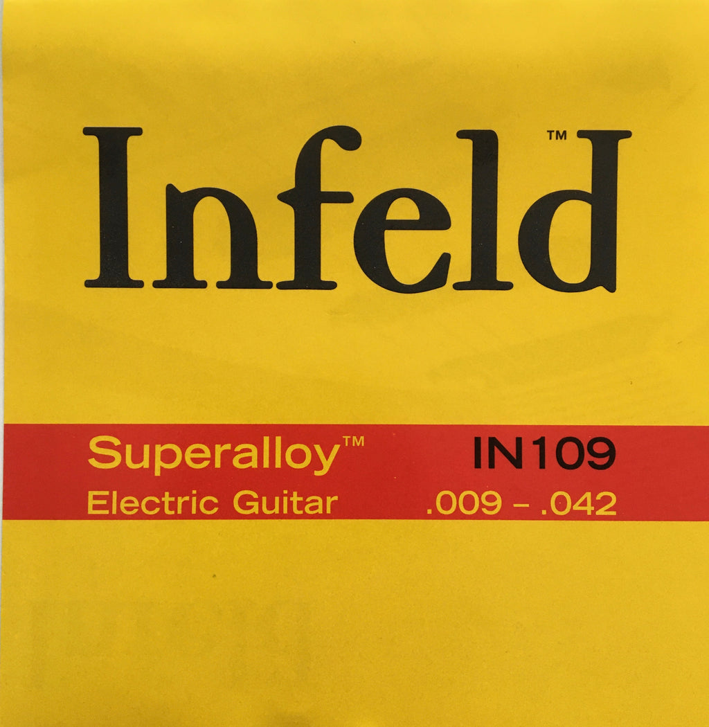 Infeld Superalloy Electric Guitar String Set