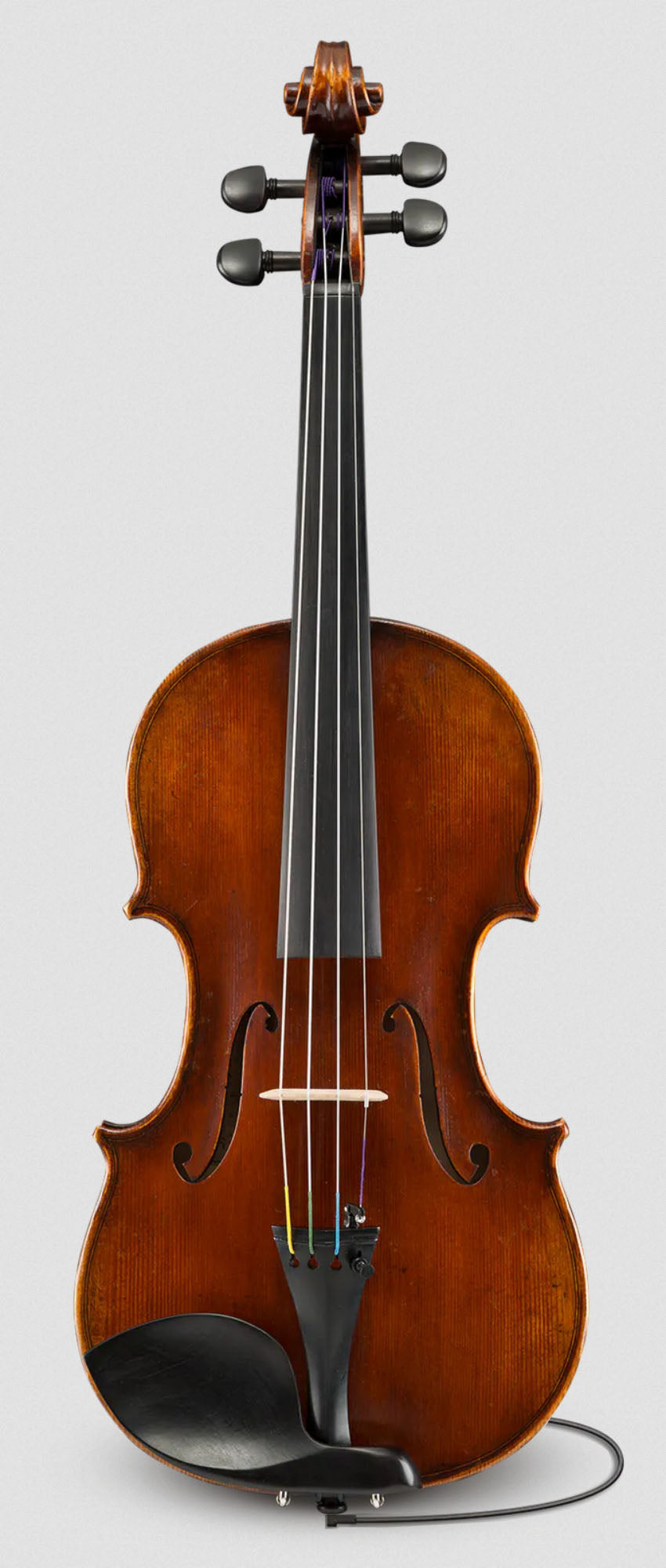 Ivan Dunov Violin, 4/4, Electric/Acoustic