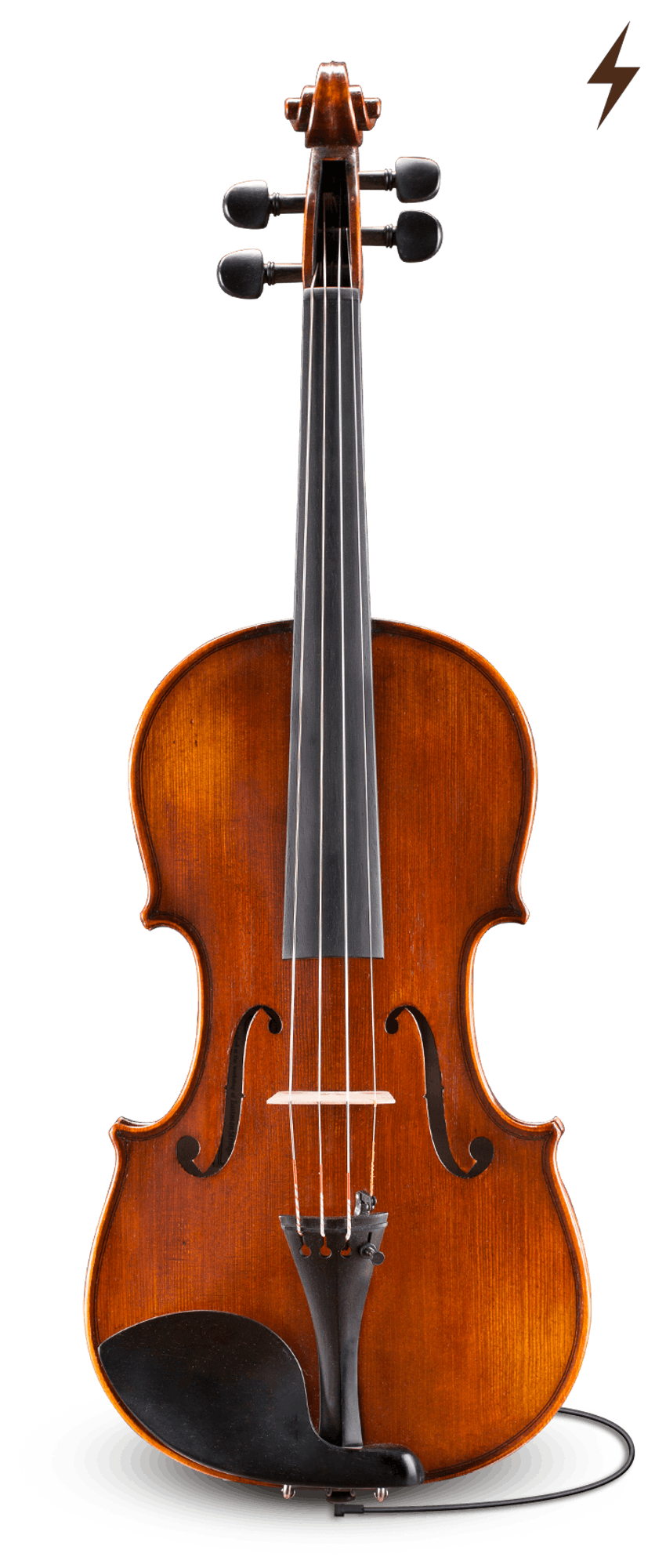 A. Eastman 305 Violin, 4/4, Electric/Acoustic