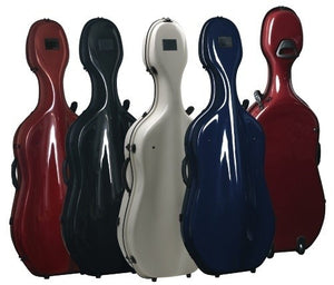 GEWA Idea 4.9 Rolly Cello Case