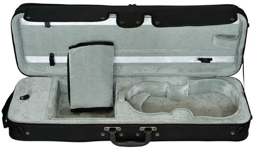 GEWA Oblong Black Violin Case