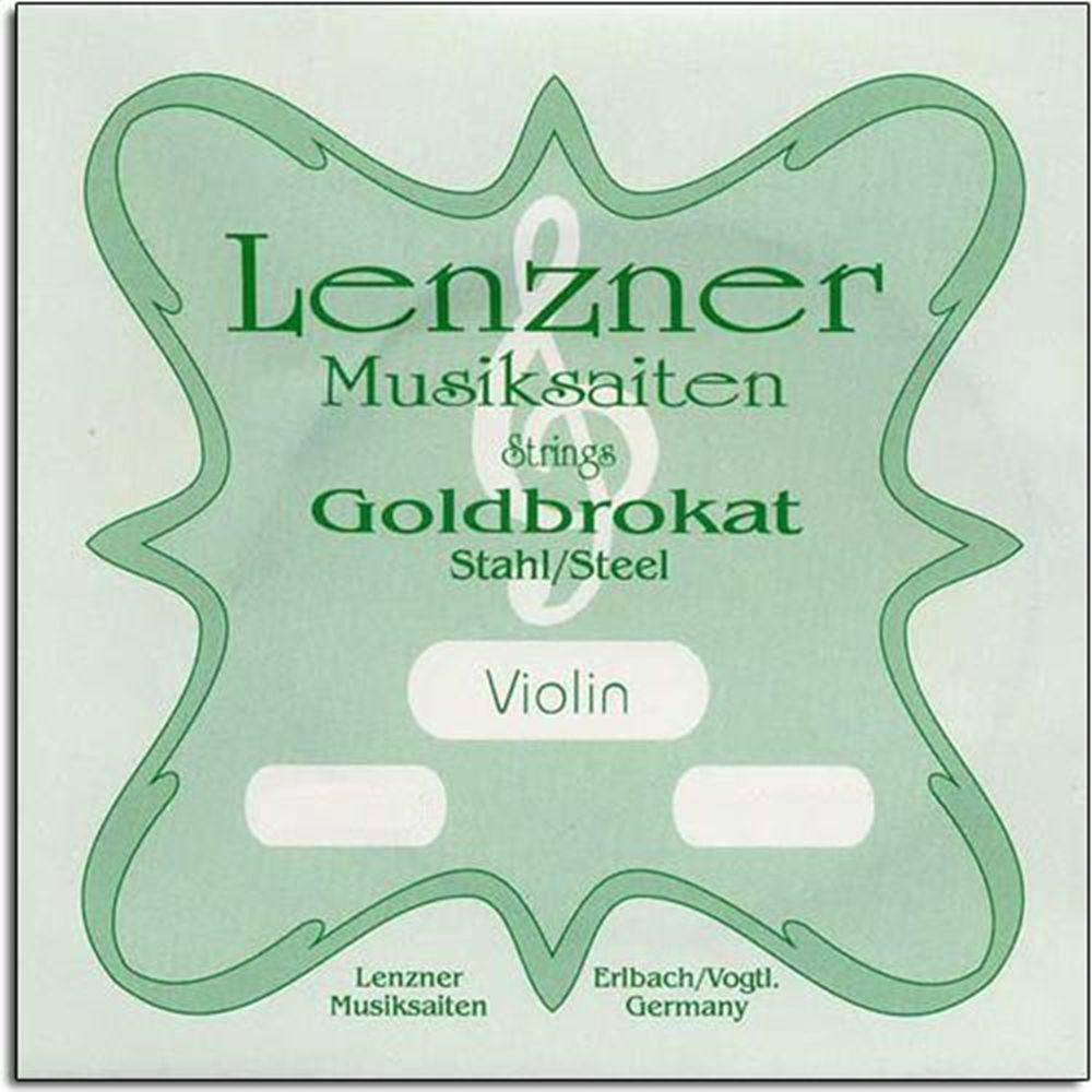 Lenzner Goldbrokat Violin E string 4/4 - Strings, Bows & More