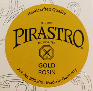 Pirastro GOLD  Violin/Viola Rosin