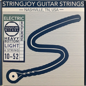StringJoy Signature Nickel Wound Electric Guitar Strings