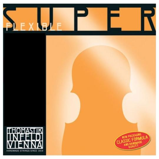 Thomastik-Infeld SUPERFLEXIBLE Violin String Set - 4/4