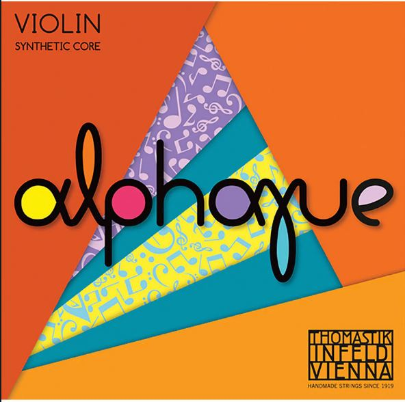 Thomastik-Infeld Alphayue Violin String Set - Strings, Bows & More