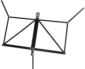 Wittner Folding Music Stand - Top