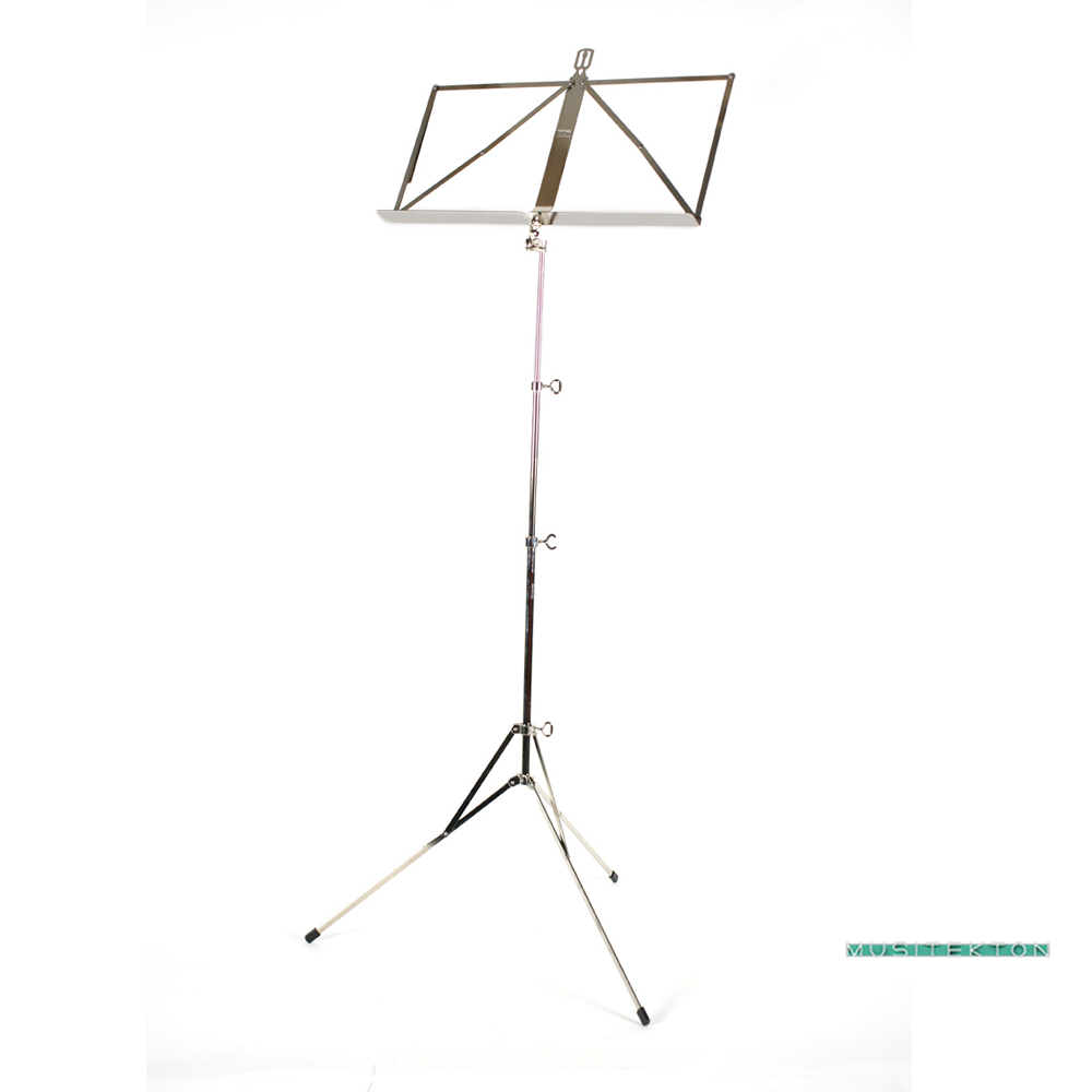 Wittner Folding Music Stand Nickel