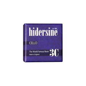 Hidersine 3C Cello Rosin in Box