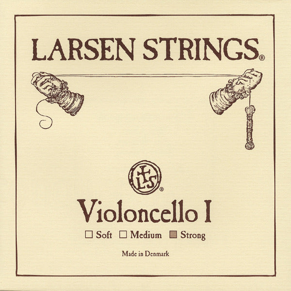 Larsen Original Cello Strings, 4/4