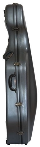 EASTMAN Fibertex Cello Case, charcoal - 4/4
