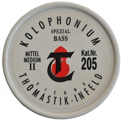 Thomastik-Infeld Double Bass Rosin, Mittel, 205 II