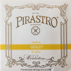 Pirastro Gold Label E String