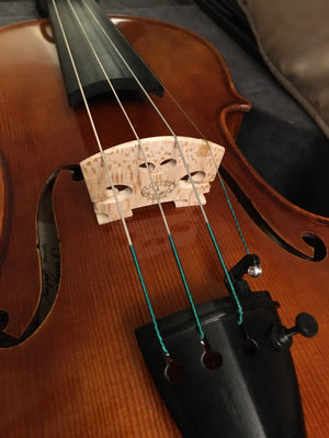 Violin Bridge Installation