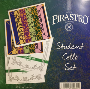 Pirastro Student Cello String Set