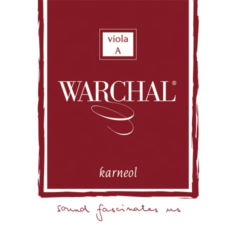 Warchal Karneol Viola String Set - Strings, Bows & More