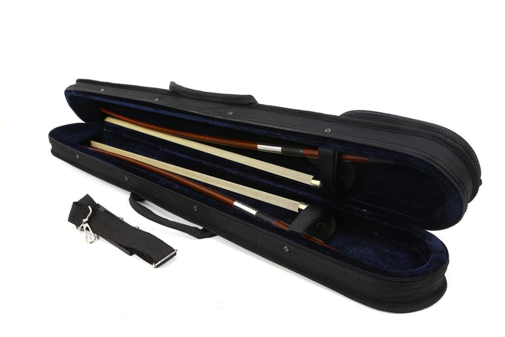 Double Bass 2 German Style Bow Case - Strings, Bows & More