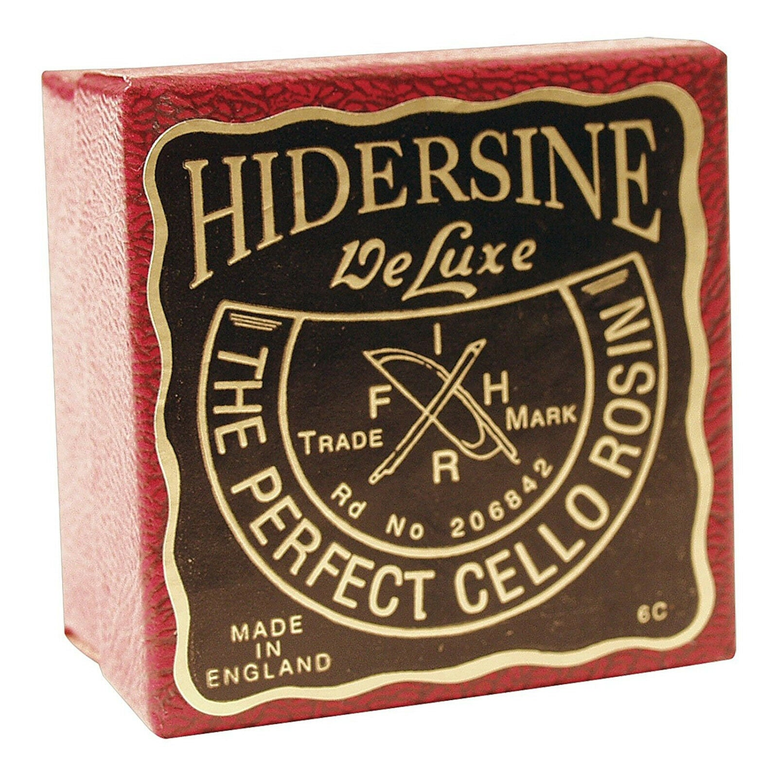 Hindersine Deluxe Cello Rosin