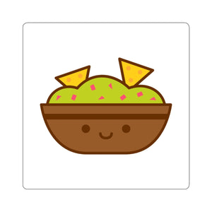 Guac and Chips Stickers