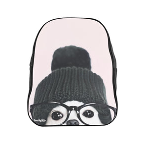 Peekaboo Puppy School Backpack