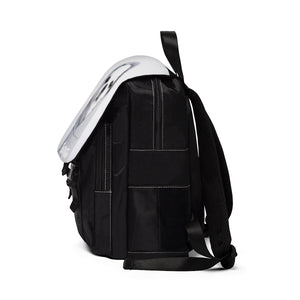 My Classy New School Bag - Casual Shoulder Backpack