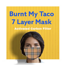 Load image into Gallery viewer, Perfect Plaid Sublimation Face Mask
