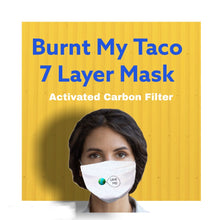 Load image into Gallery viewer, Save me Earth Sublimation Face Mask