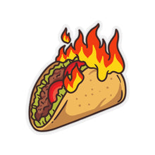 Load image into Gallery viewer, Burt My Taco Stickers