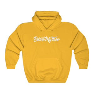 Burnt My Taco Unisex Hooded Sweatshirt in 15 Colors!